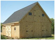 Free Horse Barn Building Plans