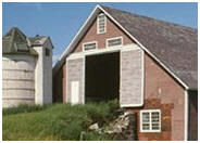 Historic Shaker Dairy Barn