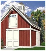 Small Pole Barn Plans