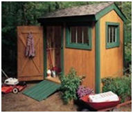 Free Small Tool Shed Plans